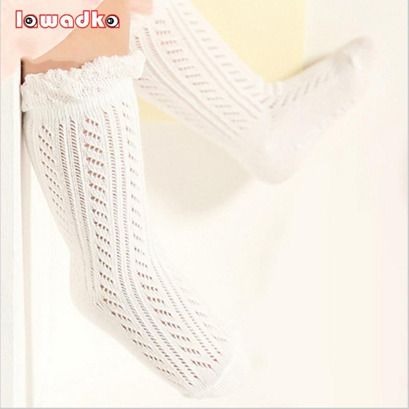 Summer Style Mesh Cotton Kid Socks Fashion Meias Infantil Anti Slip Solid Baby Boys Socks