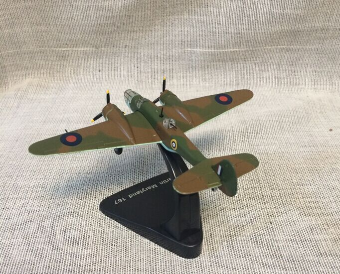 New Atlas 1144 Wwii Raf Fighter Bomber Aircraft Model