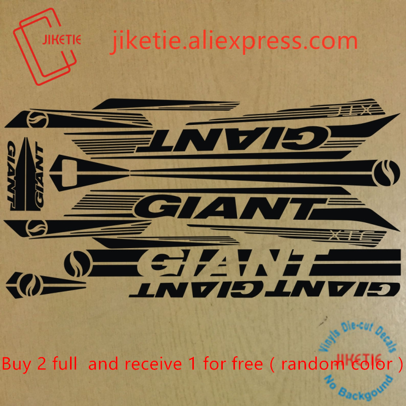 Bike Accessories Cycling Stickers Bicycle Frame Use Road Bike Or MTB Decals Bike Decals Frame Stickers Bicycle Decals 2018 new brand bicycle frame stickers mtb dh cycling road ride decals bike frame decorative decals racing diy name stickers