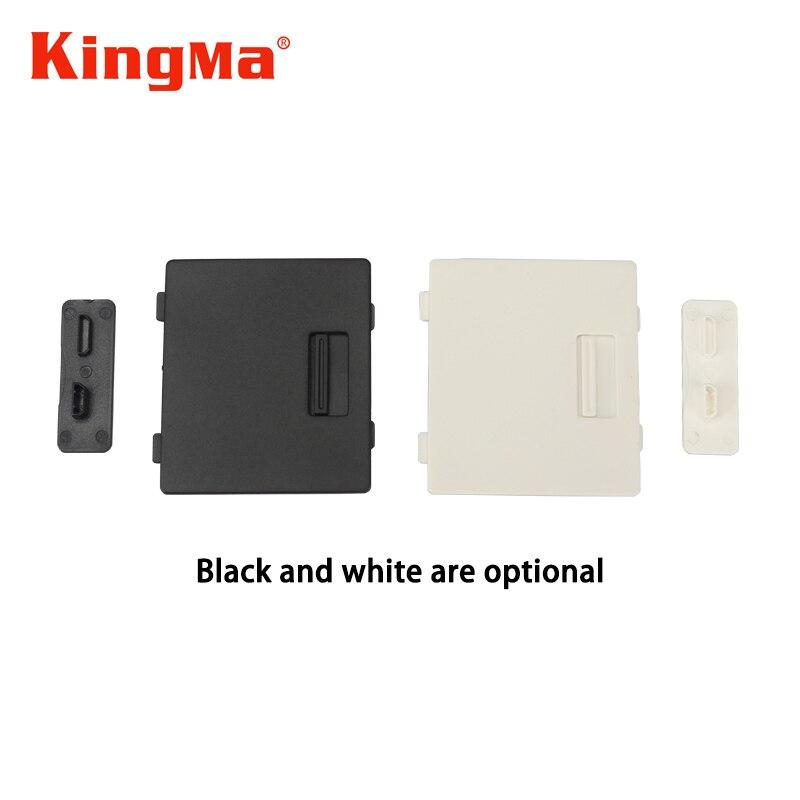 Pour la version Américaine/mise à niveau édition Xiaomi yi Accessoires Caméra Remplacement Batterie Back Door Couverture Arrière pour Xiaomi Yi Xiaoy