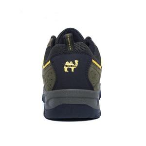 Image 5 - 2019 Outdoor  Men Shoes Comfortable Casual Shoes Men Fashion Breathable Flats For Men Trainers zapatillas zapatos hombre