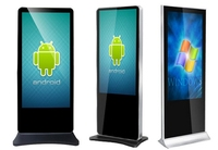 Led LCD TFT Hd LG Panel Display Wireless Touch Interactive Smart Android Ad Digital Signage With