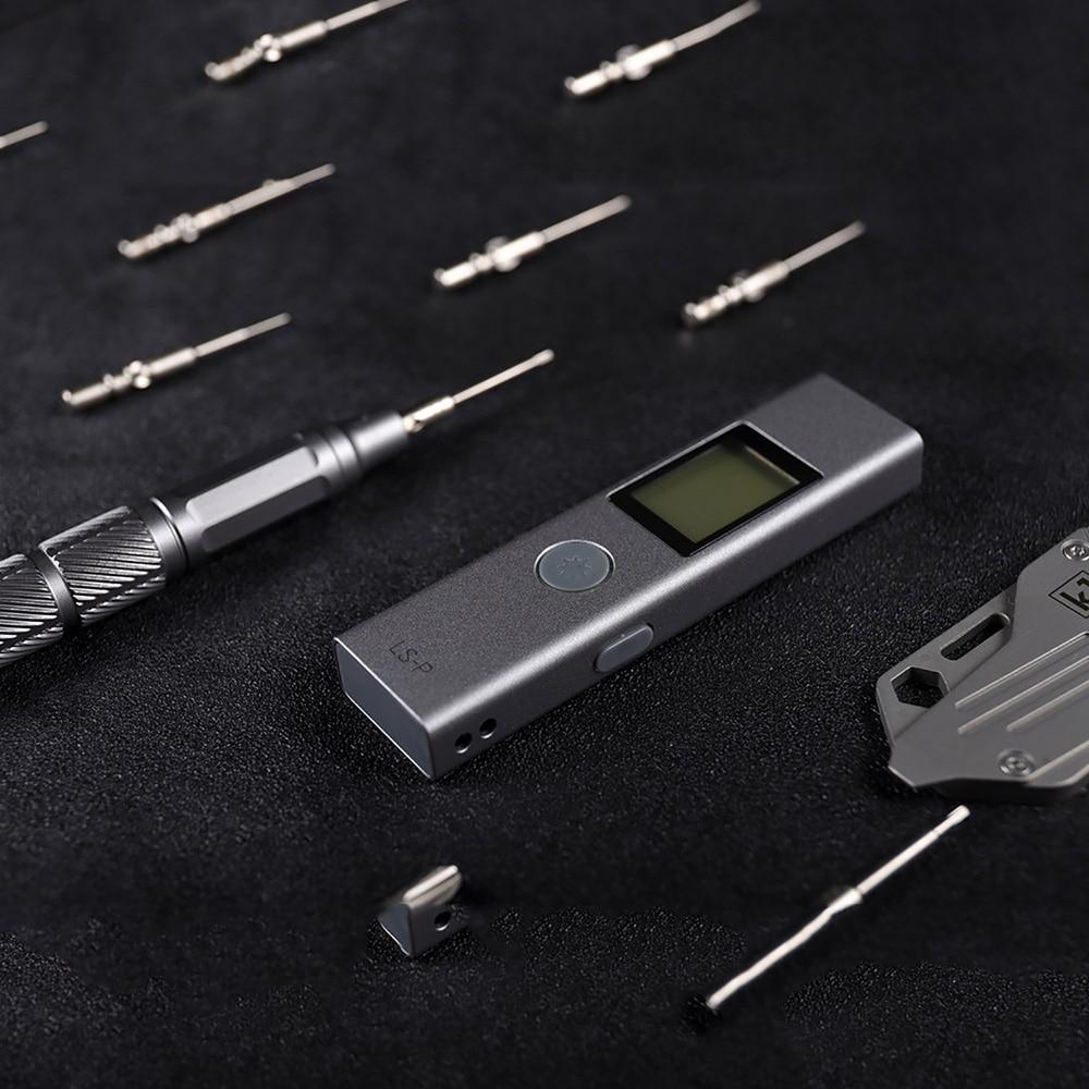 GOTO 40 m LS-P carregamento USB Laser Range finder Telêmetro Medir Ferramentas de Medição de Alta Precisão Portátil