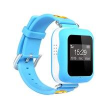 สมาร์ทนาฬิกาGPS Tracker GSM Quad Band GPRS GPS Watchติดตามดูสมาร์ทนาฬิกาข้อมือสำหรับเด็กเด็กผู้สูงอายุ