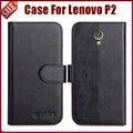 Venda quente! para lenovo caso p2 nova chegada 6 cores de alta qualidade flip couro protetora tampa do telefone para lenovo caso p2