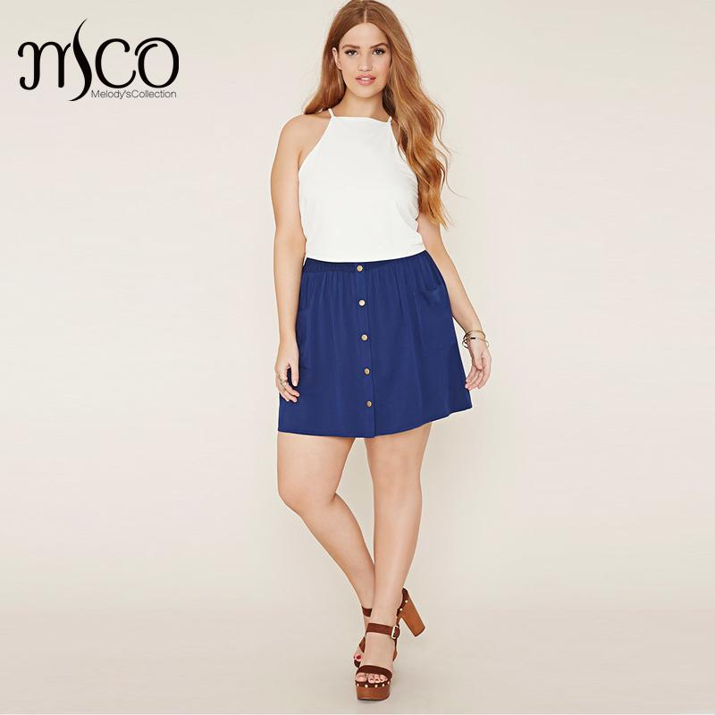 52096004f44 Online Buy Wholesale high waist button up skirt from China high .