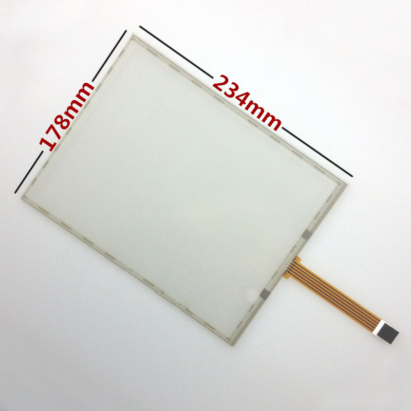 10.4 Inch AMT 2507 AMT2507 Industry Touch Screen Panel Digitizer 5 wire