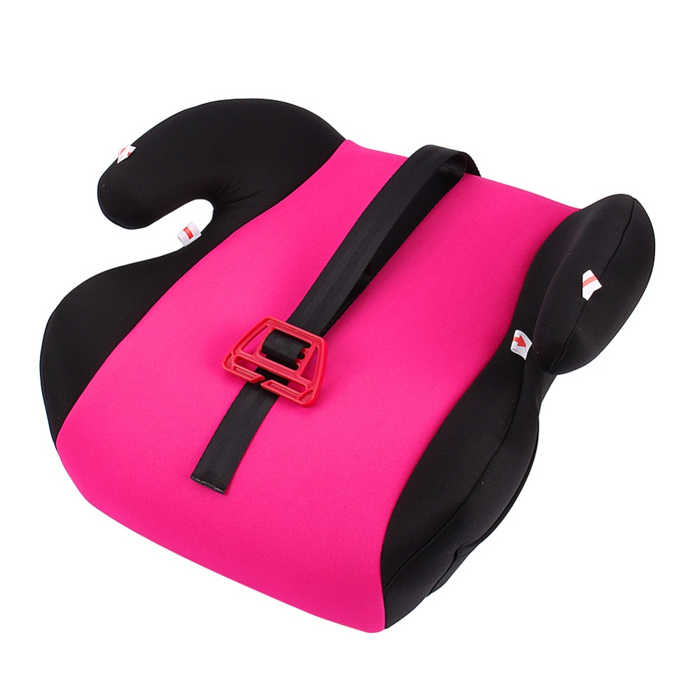 Child Car Seat Booster Pad Chair Safe Sturdy Cars Booster Seat for Baby Toddler Children Kid for 3-12 Years Portable Comfortable ...