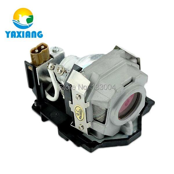 ФОТО Compatible projector lamp bulb LT35LP with housing for LT35 LT37 LT35+ LT37+ Projectors