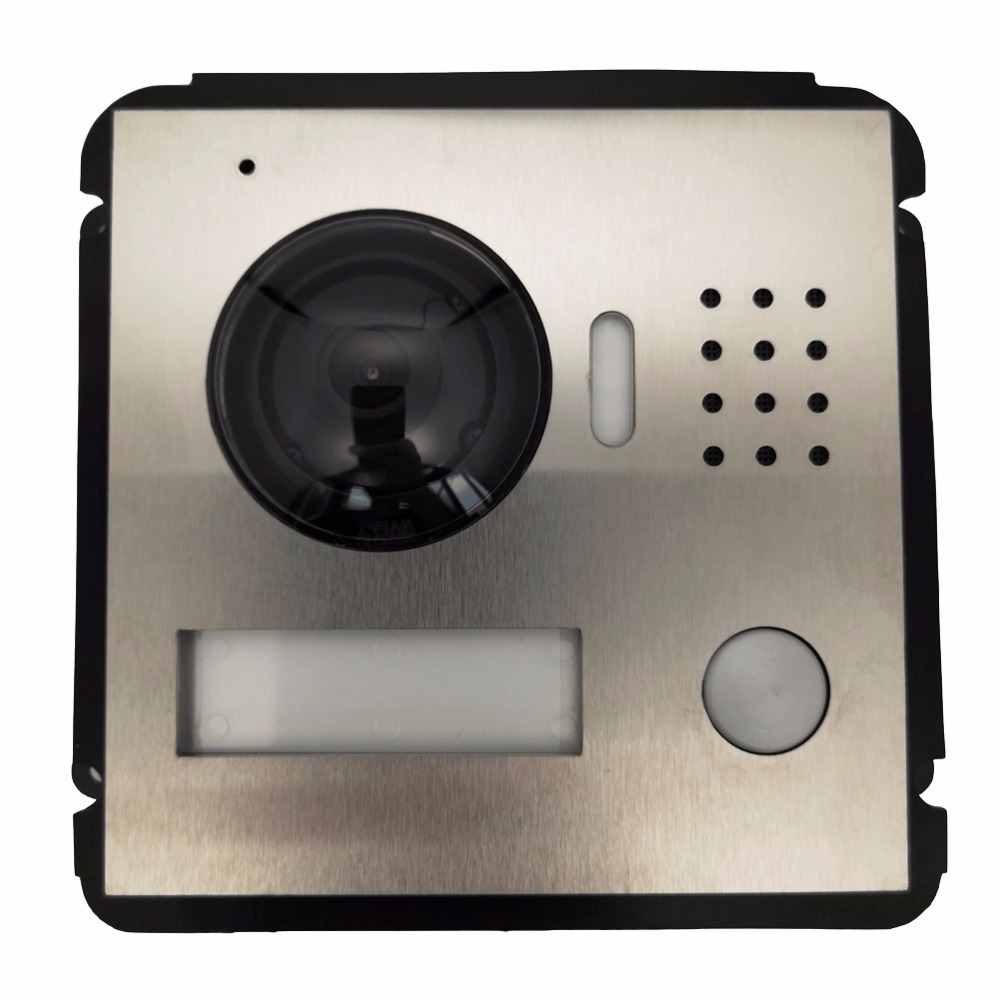 ahua Multi-language VTO2000A-C IP Metal Villa Module Outdoor Station intercom Video Door Phone P2P Metal Villa Outdoor Station original 7 inch touch screen brand vth1510ch color monitor with vto2000a outdoor ip metal villa outdoor video intercom sysytem