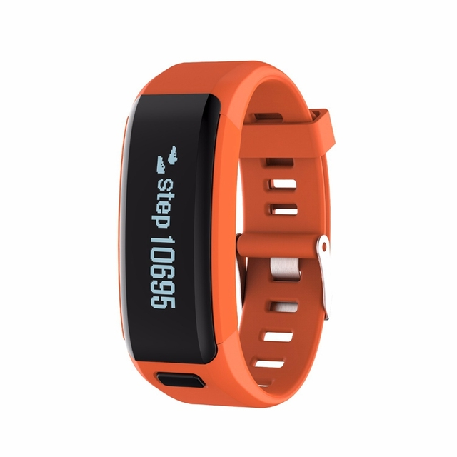 NO.1 Smartband F1 Waterproof Silicone Material Wristbands Sports Intelligent Bracelet With Mobile Phone Calls Heart Rate Monitor