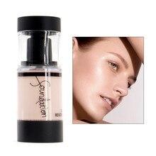 Модный макияж Жидкий консилер косметика/основа Увлажняющая водостойкий консилер BB крем для макияжа Прямая