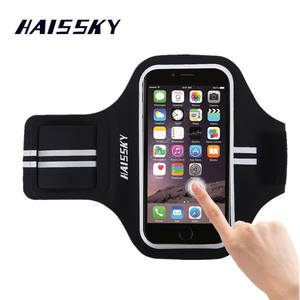 Haissky Hand-Mobile-Holder Arm-Band Phone-Case Brassard Sports Running Samsung for X