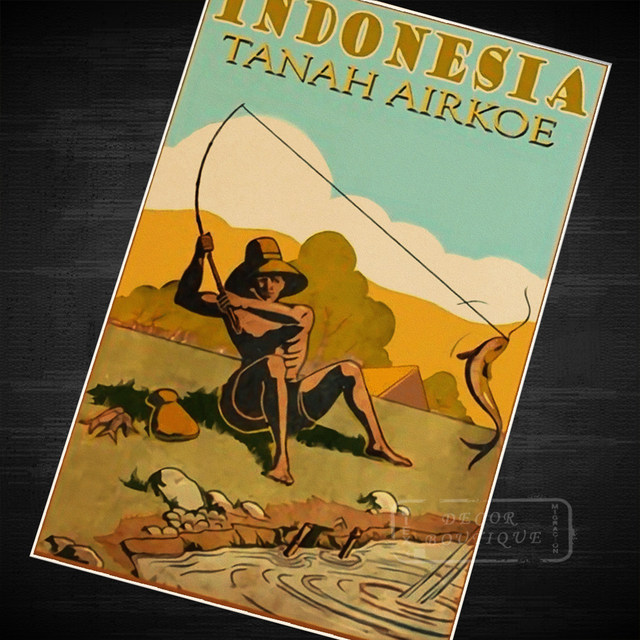 Online Shop Indonesia Tanah Airkoe Airways Landscape Trip Travel ...