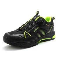 סיור X1335 TIEBAO MTB נעלי רכיבה על אופניים נעלי אופני הרי נעילה אוטומטית מערכת לשרוך אבזם סיבובי SelfLock נעלי אופניים לשימוש רב