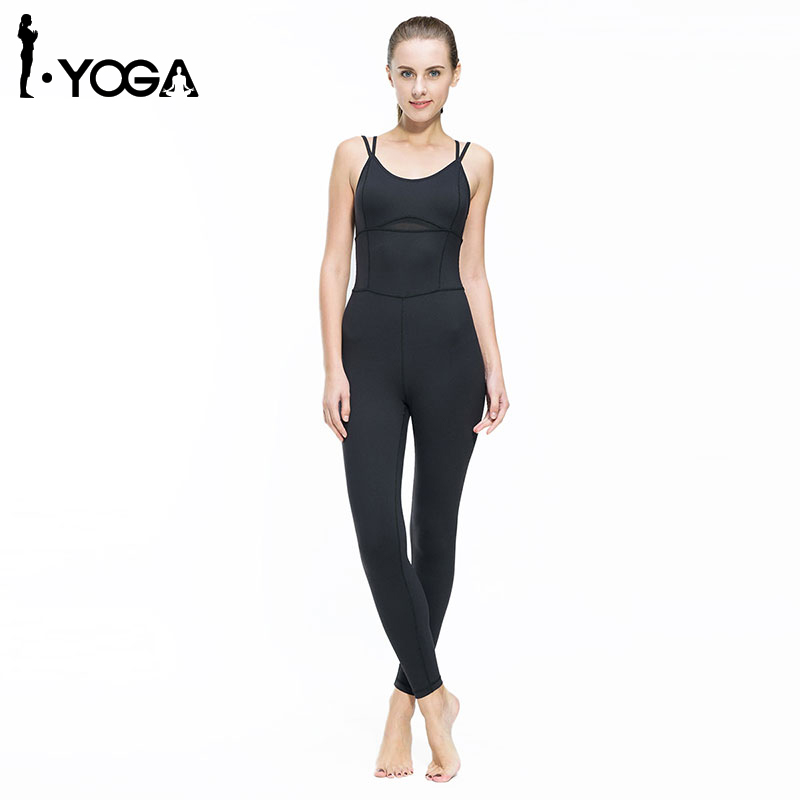 Health Ladies Yoga Jumpsuit Gymnasium Operating Sports activities Swimsuit Woman Tight Clothes Breathable Fast Dry Sportswear Units Patchwork Tracksuit