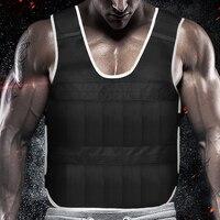 Фитнес оборудование вес жилет аксессуары для гимнастики