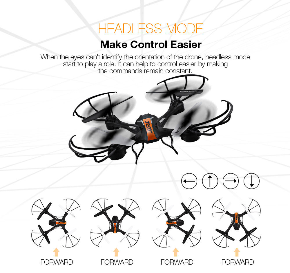 JJRC H33 RC Drone One Key Return Mini Drone 6-axis Rc Helicóptero - Juguetes con control remoto - foto 5