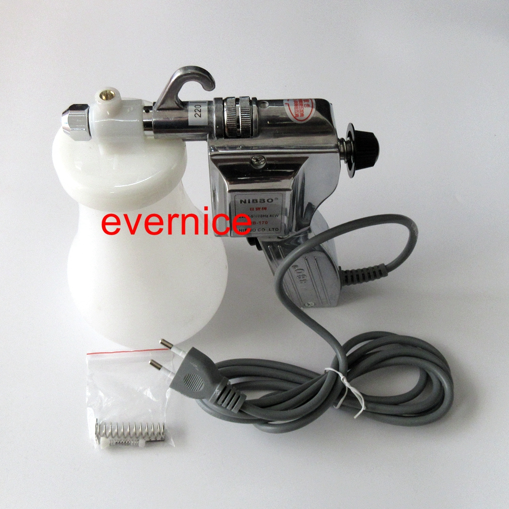 220 Volt Textile Spot Cleaning Spray Gun