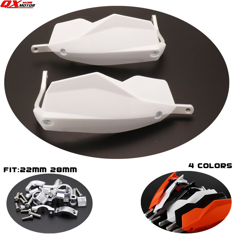 Aluminum Handguard hand guards For KTM duke 390 690 offroad Motorcycle SX SXF EXC XC EXC-F 125-530 MX Motocross(China)