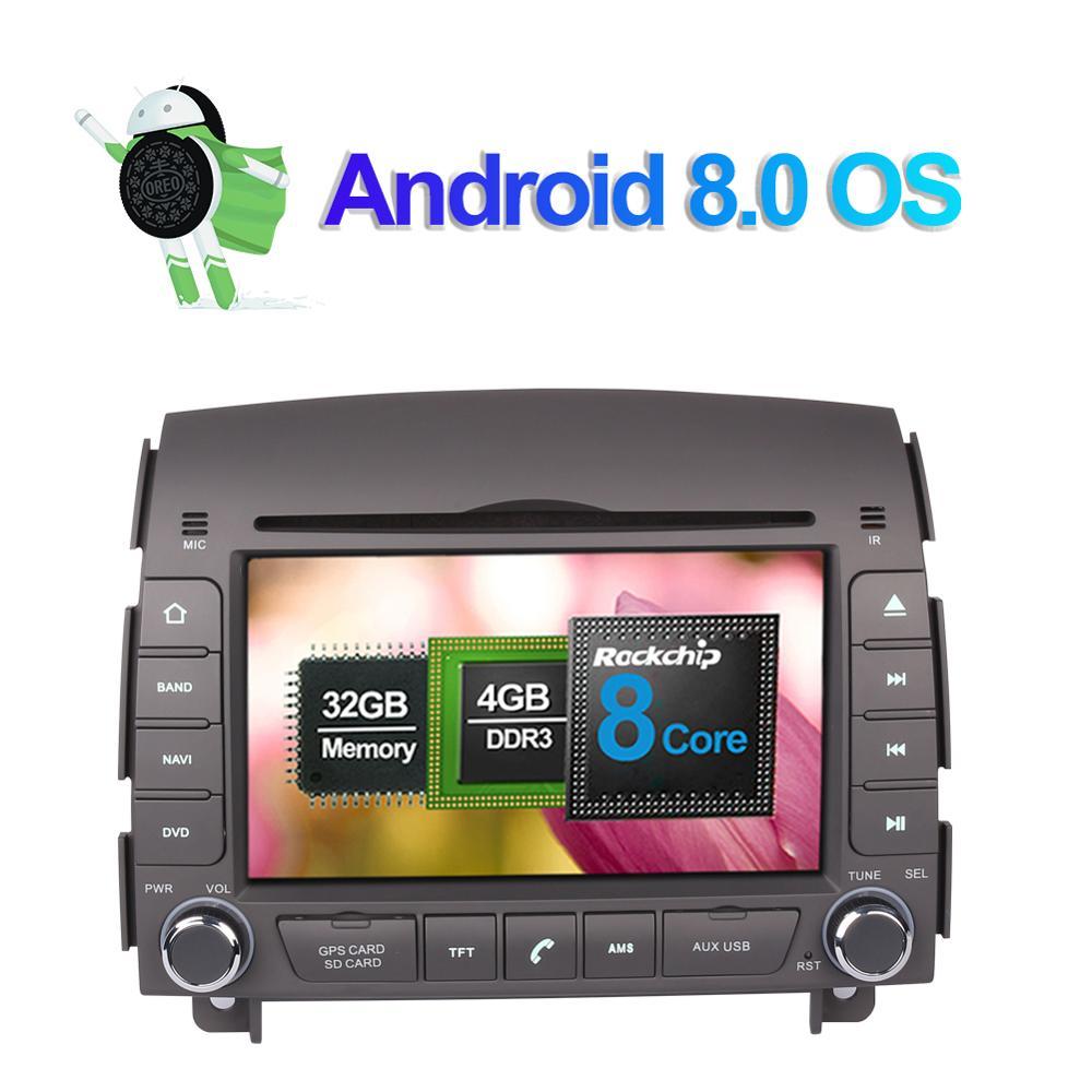 Koop Goedkoop Android 7.1/8.0 Octa Core 4 Gb Ram Auto Dvd-speler Gps Head Unit Voor Hyundai Sonata Nf Yu Xiang 2006-radio Stereo Multimedia Haren Voorkomen Tegen Grijzing En Nuttig Om Teint Te Behouden
