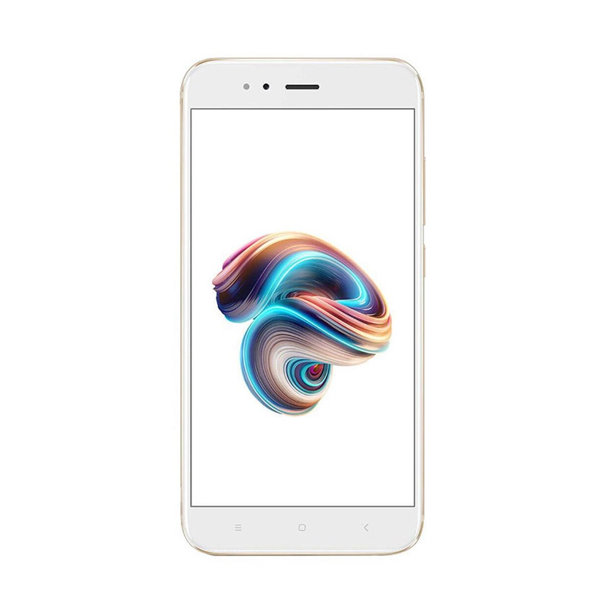 Legend Coupon Xiaomi-Mi-A1-Global-Version-Dual-SIM-64-hard-GB-golden-color-Smartphone-fully-free Smart phone