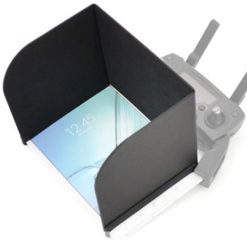 Remote Controller Monitor Phone Sun Hood Screen Sunshade Cover Tablet Sunshade Accessory For Drone