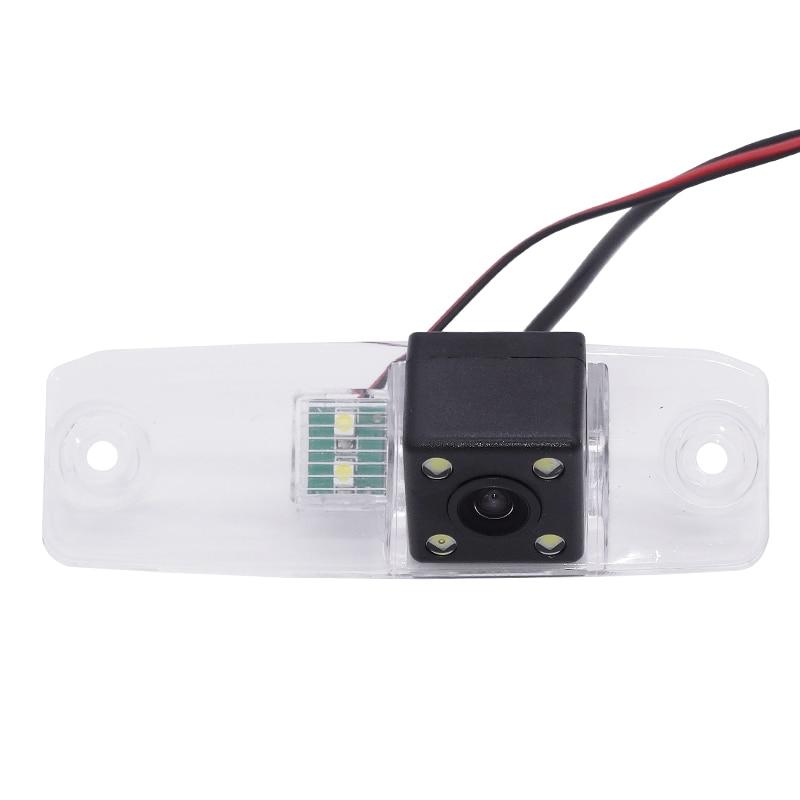 HD CCD Chip Car Vista trasera Cámara de estacionamiento para reversa - Electrónica del Automóvil - foto 2