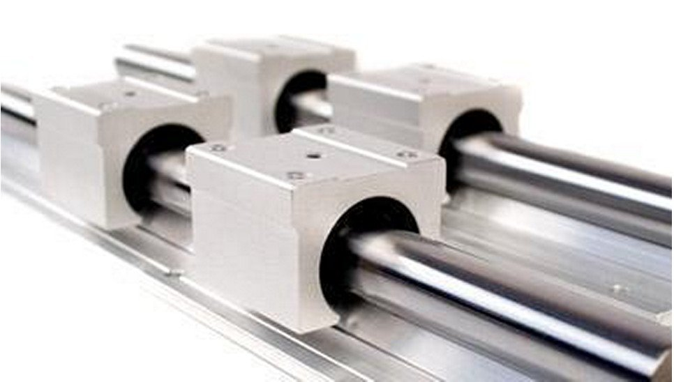 2pcs SBR16 -1000mm Linear Bearing Rails + 4pcs SBR16UU потолочная люстра de markt грация 358018605