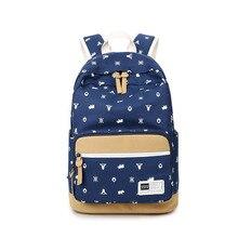 Ecoparty ноутбук packbag женщины winner марка свежий bagback школьные рюкзаки для девочек-подростков животных печати рюкзак