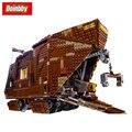 05038 Força Desperta Wars Sandcrawler Legoings Star Wars Tijolos de Bloco de Construção Brinquedos 3346 Pcs Compatível