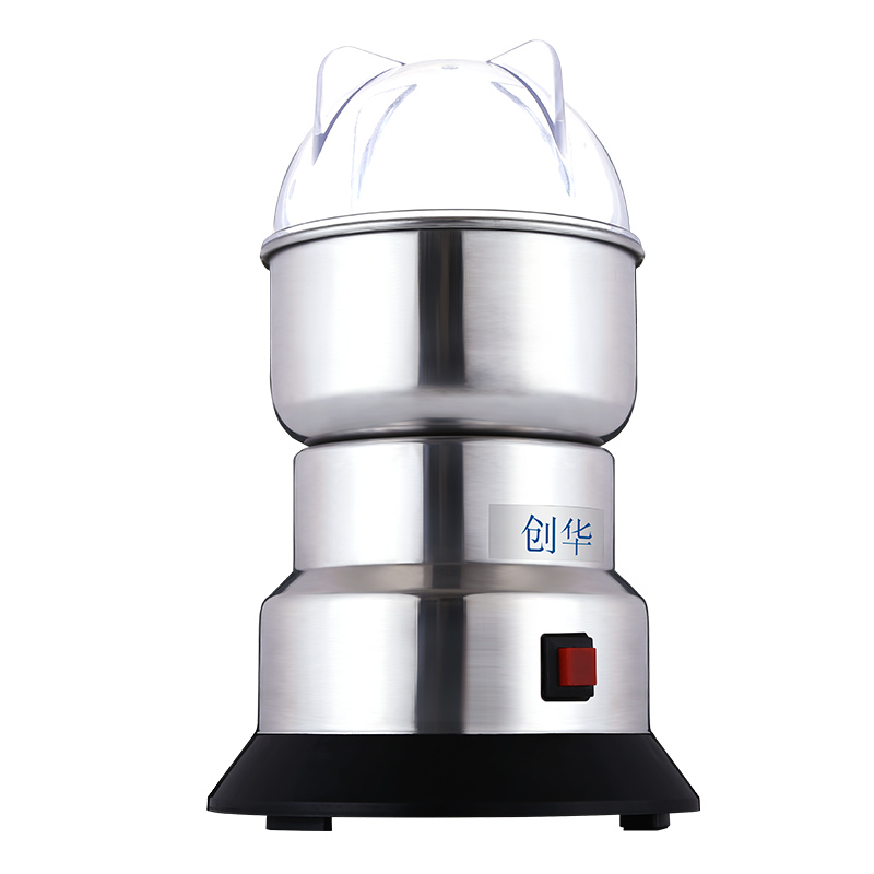 Grinder Cereals Mill Stainless Steel Grinder Powder Machine Ultrafine Medicinal Powder Grinder Mini Household Grinder цена