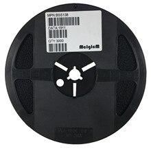 MCIGICM bss138,3000pcs N Channel 50V 220mA (Ta) 360mW (Ta) Surface Mount SOT 23 3 SMD mosfet transistor SOT 23 BSS138
