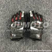 2019 Summer KOMINE GK193 Carbon Fiber Motorcycle Gloves Leather Breathable 3D Knight Riding Glove Dirt Bike Racing Riding Gloves