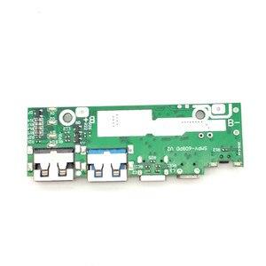 Image 5 - Быстрая зарядка 3,0 запасная часть внешнего аккумулятора PD3.0 литий ионная батарея Pcba печатная плата PCB 5 в 2 а 9 в 2 а 12 в а модуль бустера USB