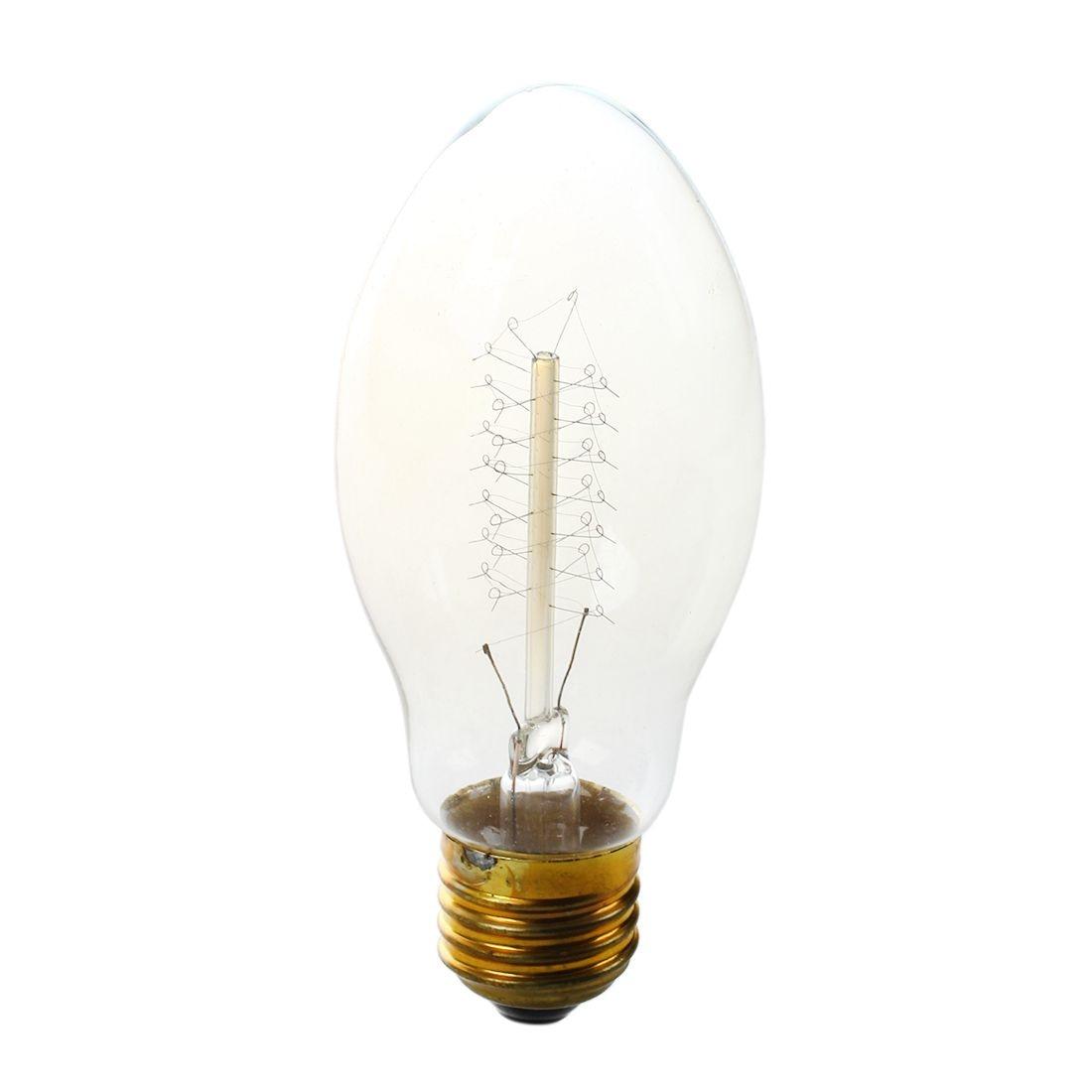 40w Vintage Retro Filament Edison Tungsten Light Bulb: LED Light Vintage Edison Bulb Filament Light Bulbs Retro