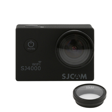 UV Filter for SJCAM SJ4000 SJ4000+ Wifi h9 h9r C30 Camera Lens Filter For SJCAM 4000 SJ4000 Plus C10S Camera Accessories free shipping original sjcam sj4000 series sj4000