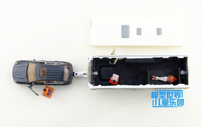Car with Caravan (7)