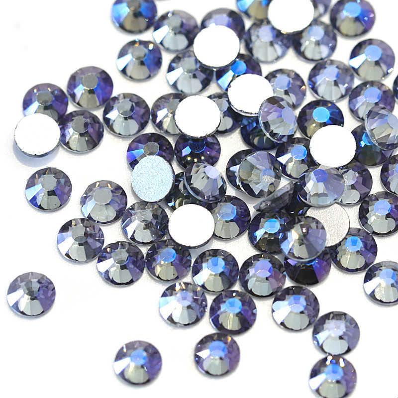 ... 2028 SS3-SS30 Ghost Purple Glass Crystal Non Hotfix Rhinestone Non Hot  Fix Crystal Glitter ... aba7f2a15bb2