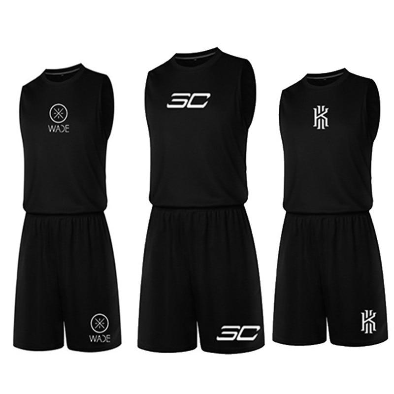 Men Basketball Jerseys Set Quick Dry Breathable Sports Basketball Shirt & Short Pants Plus Size Gym Training Jerseys Suits Sport 44 rev 30 44 pistol pete basketball jerseys