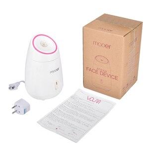 Image 5 - Nano Fruit Facial Steamer Hot Mist Steam Sprayer SPA Moisturizing Face Humidifier Deep Cleansing Skin Care Beauty Instrument