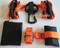 Suspension Trainer Strap Resistance Exercise Yoga Bands 20PCS Free Shipping