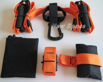 20pcs suspension trainer p3 strap resistance bands exercise yoga belt free shipping