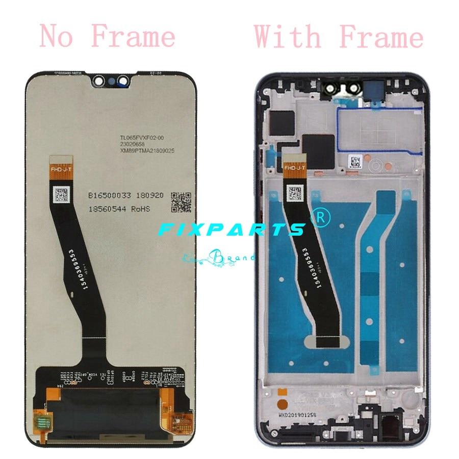 Y9 2019 LCD Display
