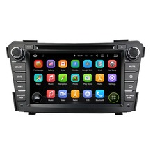 7 Inch Android 5.1 Quad Core HD1024*600 Car DVD Player For Hyundai For I40 2011-2013 Free 8GB MAP Card Radio Stereo Multimedia