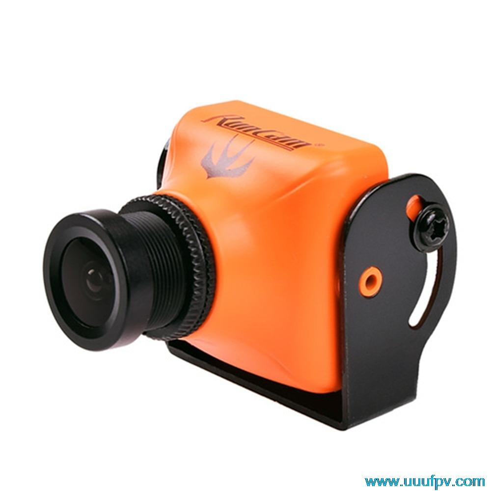 ФОТО Runcam Swift 600TVL 90 degree wide angle FPV Camera Horizontal Fov 2.8mm Lens & Base Holder
