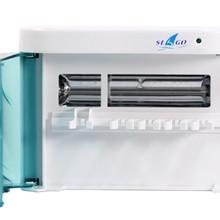 SEAGO UV Sterilizer Esterilizador Toothbrush Sanitizer Up To 99.9% of Germs Sanitizing Box 110v240v Automatic Squeeze