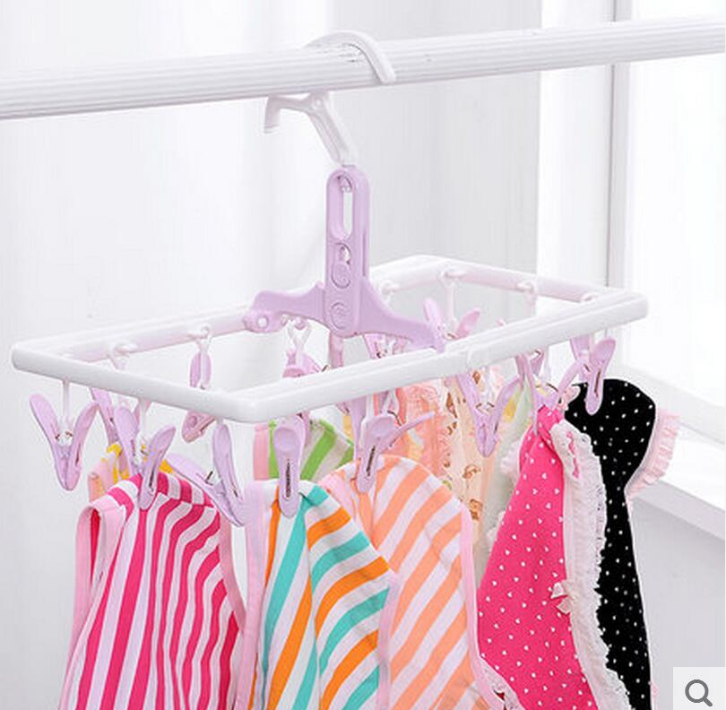 rrobat e palosshme plastike të palosshme shufra kapëse kornizë të - Magazinimi dhe organizimi në shtëpi - Foto 3