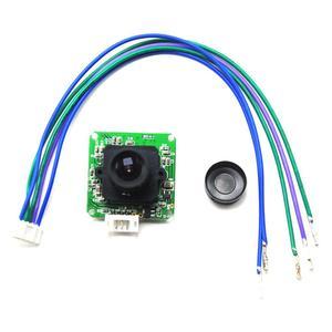 Image 1 - อินฟราเรด JPEG สีกล้อง Serial UART (ttl) LS Y201 TTL INFRARED
