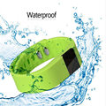 Lo nuevo tw64 gimnasio rastreador bluetooth smartband deporte pulsera banda inteligente fitbit podómetro pulsera para iphone ios android pk